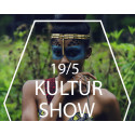 Kulturer möts i färgstark show i Falkhallen