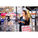 Shopping noise adds to the stress of the Christmas season