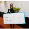 Elsa Segerros utsedd till Delphis studentstipendiat