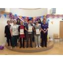 Stroke Champions honoured in Salford