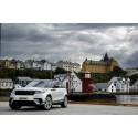 Range Rover Velar tävlar om prestigefyllda priser