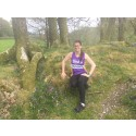​Shipley woman tackles a 5km run a day to Make May Purple for Stroke