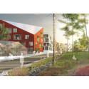 Upplands Väsby på tionde plats i bostadsbyggande i Stockholms län