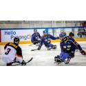Han blir ny förbundskapten för paraishockeylandslaget