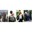 Babyland ny återförsäljare av Je Porte Mon Bebe´s bärsjalar och selen