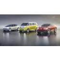 Nedräkningen har börjat för Volkswagens elbilsoffensiv: I.D. och I.D. CROZZ lanseras 2020, I.D. BUZZ år 2022.