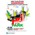 Sista artistsläppet – Augustifesten, NRJ in the Park, Vasaparken