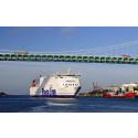 Göteborgs Hamn och Stena Line prisas för elanslutning