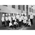 Guldmedaljörerena Stockholm Culinary Team  bjuder på smakupplevelse hos  Werners Gourmetservice C20:51 på Sthlm Food & Wine