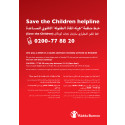Rädda Barnen startar stödlinje för ensamkommande barn