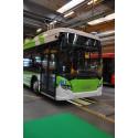 Første hybridbus til Keolis