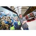 Virgin Trains provides the setting for artists to shine