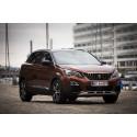 Ny PEUGEOT 3008 SUV blåstemplet med 5 stjerner i EuroNCAP