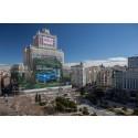 Ford får GUINNESS WORLD RECORDS™-titel for det største billboard nogensinde