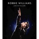 Robbie Williams ute med live-DVD