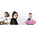"""Galaxernas säsongsfinal väntar Odelbergs populära """"En Talk Talk Show"""" med gästerna Fuglesang och Di Leva!"""