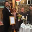 Säröhus Konferenshotell fick pris på easyFairs Konfex & Events i Göteborg
