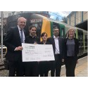 London Midland gives back to the Prince's Trust