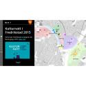 Vi gratulerer vinnerene av årets digitale kartkonkurranse