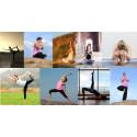 Inbjudan till pressträff för Halmstad Yogafestival