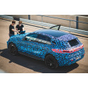 Elbilen Mercedes-Benz EQC testas i spanska sommarhettan