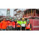 Veidekke Entreprenør ISO-sertifisert på kvalitet og miljø