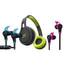 SMS Audio introducerar STREET by 50 Sport - ny kollektion av hörlurar