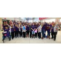 ​Stroke choir brings sunshine to Stretford shoppers
