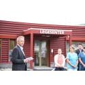 Gausdal åpner nytt Legesenter