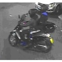 CCTV still of suspects on moped