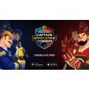Nu lanseras hockeyspelet Captain Hockey League!
