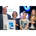Gullmarsgymnasiet får utmärkelsen Årets Vattenskola för marinekologiskt arbete i Lysekils skärgård