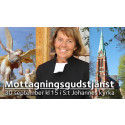 Kyrkoherdemottagning 30/9 kl 15 i S:t Johannes kyrka