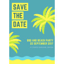BBQ and Beach Party - SAVE THE DATE 22 September 2017