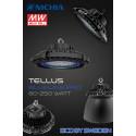 Highbay UFO - Arenabelysning i LED - Tellus Blueline PRO