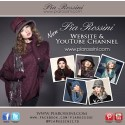 Pia Rossini Launch YouTube Channel in Conjunction with their New Website
