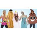De 3  heteste Halloween-trendene for 2017