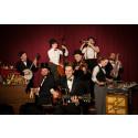 Festlig swingdans-aften på Toldkammeret 9. november