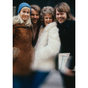 NEVER BEFORE SHOWN PHOTOS OF ABBA IN POP-ICON PHOTO EXHIBITION