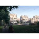Dreem Arkitekter utvecklar projekt i Skärholmen