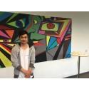 Mohamad kom till Sverige för två år sedan – går ut skolan med toppbetyg
