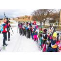 Pressinbjudan:  Svenska Skidförbundets beprövade projekt ökar barns fysiska aktivitet under skoltid