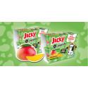 Uusi kotimainen Jacky Jugupala sisältää vain hedelmän sokeria