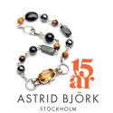 Astrid Björk Stockholm - smyckesdesigner som 15-årsjubilerar