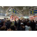 Sverige följer upp succé på världsledande konsumentmässan Internationale Grüne Woche i Berlin