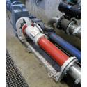 Larox Flowsysin uusi epäkeskoruuvipumppu pumppaa yhdyskuntajätettä Biovakan Topinojan kaatopaikalla