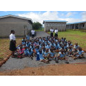 Kunnskapsbarnehagen Espira har åpnet barnehage i Zimbabwe