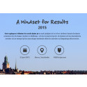 Årets viktigaste seminariedag - A Mindset for Results