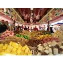 Kulinarisk folkfest på Stora torget i Sundsvall