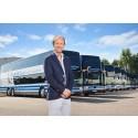 Bussföretagare lovordar prestandan hos bussdäck från Continental